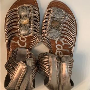 Sam Edelman size 7 sandals - reposhing